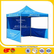 2016 EZ Up Tenda Pop Up Canopy, Hexagonal gazebo de dobramento de alumínio da barraca