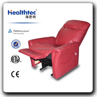 electric control leather recliner sofa