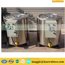 Temperature control device paraffin wax melting machine
