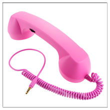 2012 New Cheap retro phone/telephone receiver