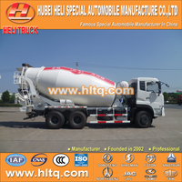 mixer truck factory direct professional production quality assurance hoe sale in China DONGFENG 6x4 10cbm concrete mixer truck