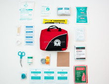 emergency accident auto first aid kit for car