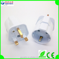 2015 Hot sell VDE to BS adapter plug