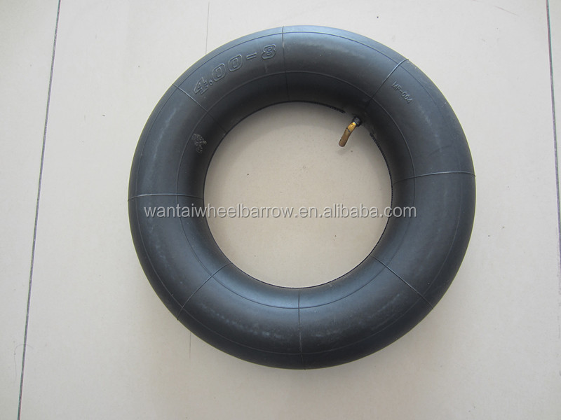 China Natural Rubber 7.5MPA 450% Motorcycle Inner Tube