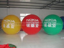 Free shipping cheap inflatable advertising balloons small
