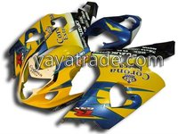 gsxr600 750 04-05 fairing kit/body kit/ABS racing fairing/bodywork for suzuki