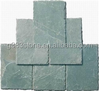 Big Green Slate Flooring With Cheapest Price