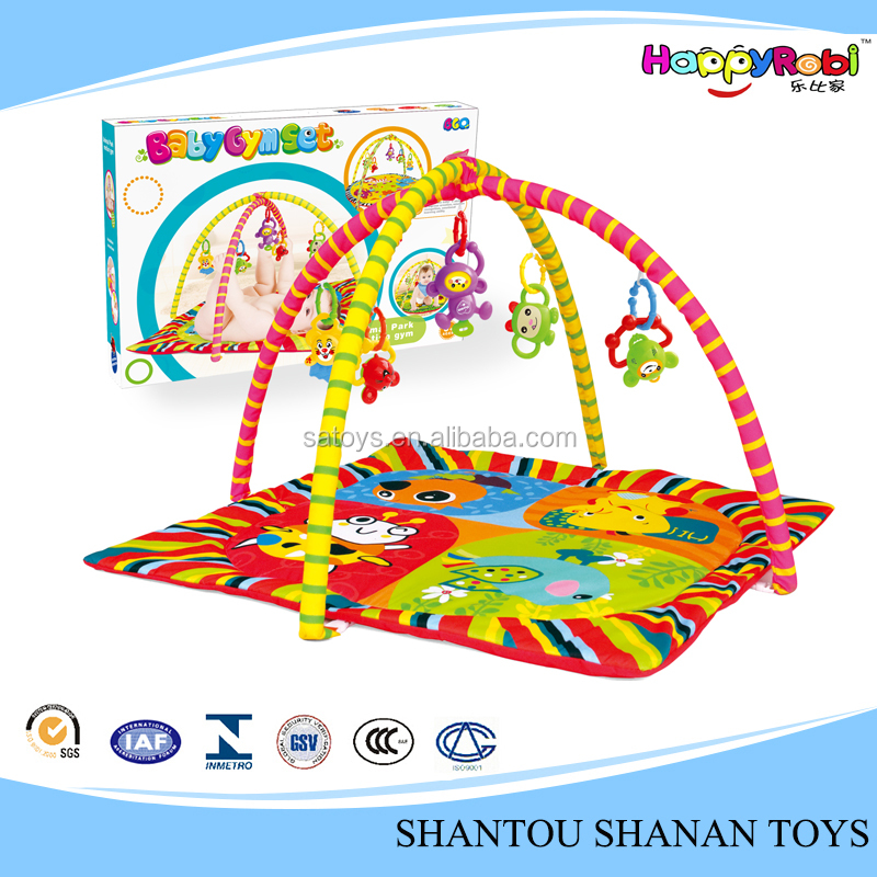 Best selling funny baby toy baby crawl play mat