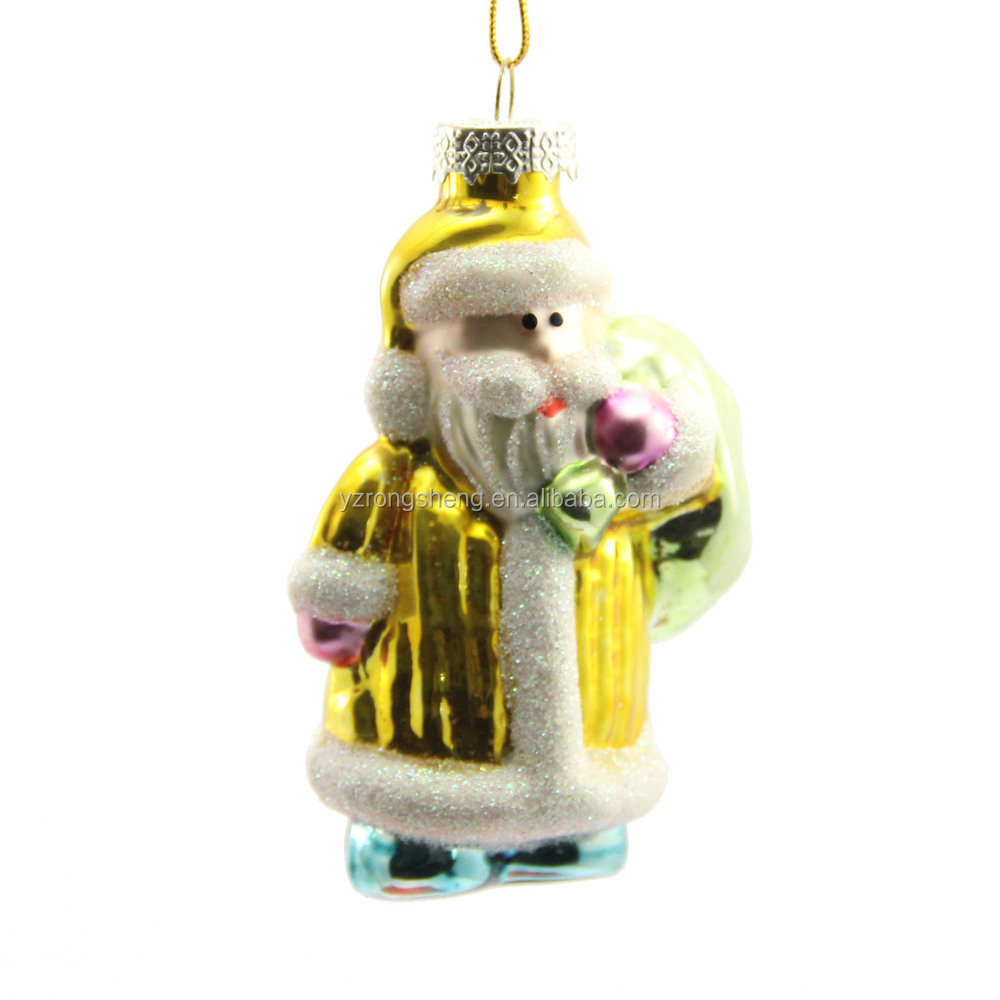 Hand blown glass christmas ornaments - Wholesale Hand Blown Glass Christmas Tree Ornaments