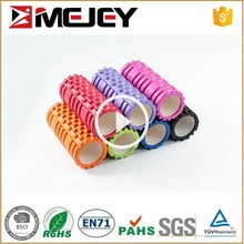High Density Hollow Massage Grid Yoga EVA Foam Roller