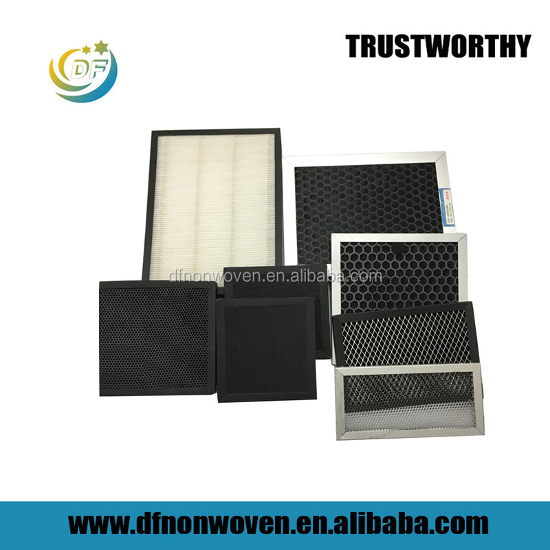Fast Delivery sample available air purifier filter uv air filter photocatalyst in Air Cleaners manufacturer from China