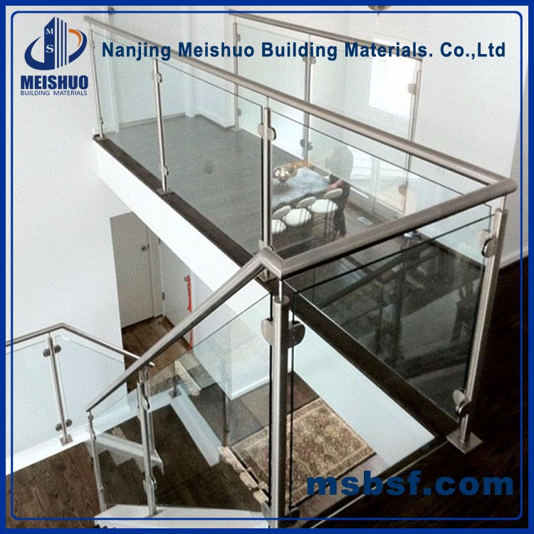 durable 8mm glass clamps for balustrade