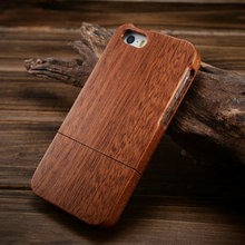 OEM phone case for apple iphone 5s , for iPhone5 Wooden Case Cover, Real Wooden Case for iPhone5