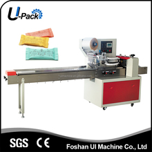 Foshan Factory packing machine Multi function lollipop flow packaging machinery