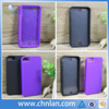 New Arrival Stylish Ultrathin Silicone Soft Back Cover Flip TPU Case For iPhone 5 5S 5G