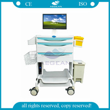AG-MT014A CE&ISO high quality luxury medical nurse using medical recorder