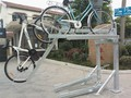 Strong and durable double tier bike racks