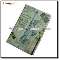 leather case for 8 inch tablet pc LG-8-C010
