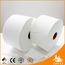 popular Soft bamboo fiber raw material for towel wet wipes made in china