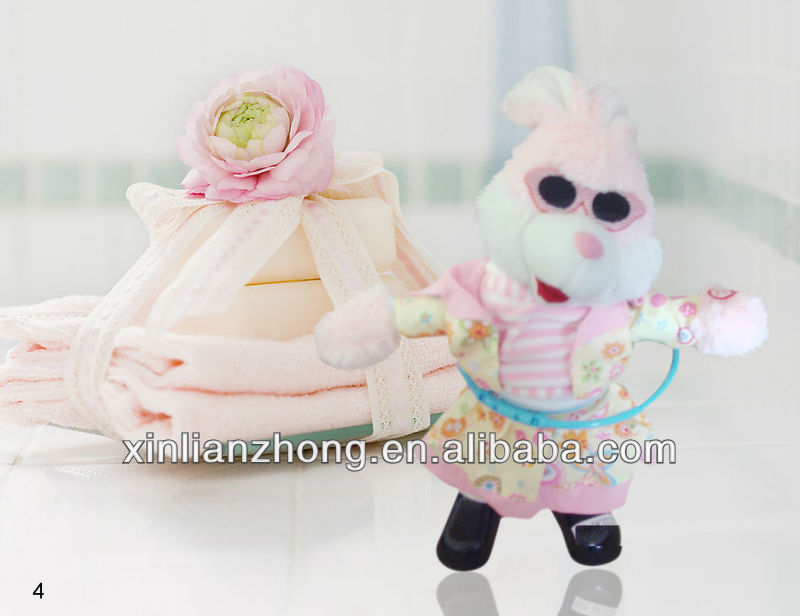 musical plush rabbit lamaze toys wholesale