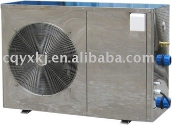 Stainless Steel Pool Heater View Pool Heater Oem Product Details From Chongqing Yingxuan