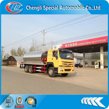 6x4 china 12 tons bitumen emulsion sprayer truck