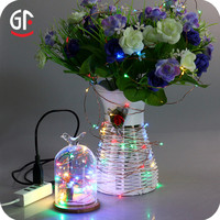 Supplier Starry String Lights Bedroom Remote Control Factory