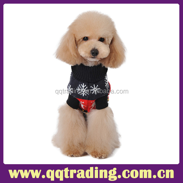 Hot Sale Fashion Christmas High Quality Cheap Winter Wholesale Dog Clothes