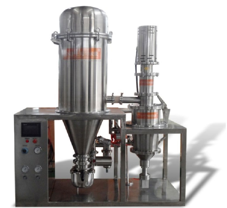 LNPE Lab Use Black Cohosh Micro Powder Making Machine with Classifier
