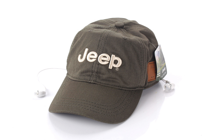 Summer jeep smart hat fashion for men style hunting hat with smart earphones bluetooth connection earphones