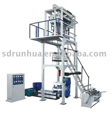 multi-layer packaging blowing film machine