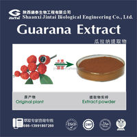 natural guarana leaf fruit extract