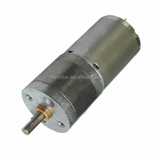 High torque long life 12v 25mm gearBox DC Spur Gear Motor for automatic window curtain