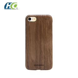 Showkoo case phone wood real carved logo wooden mobile case for IPhone X