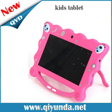 Wholesale A33 Gainestown 7inch Android Kids Tablet with Wifi 2 Cameras Games HD Kids 512MB/8GB