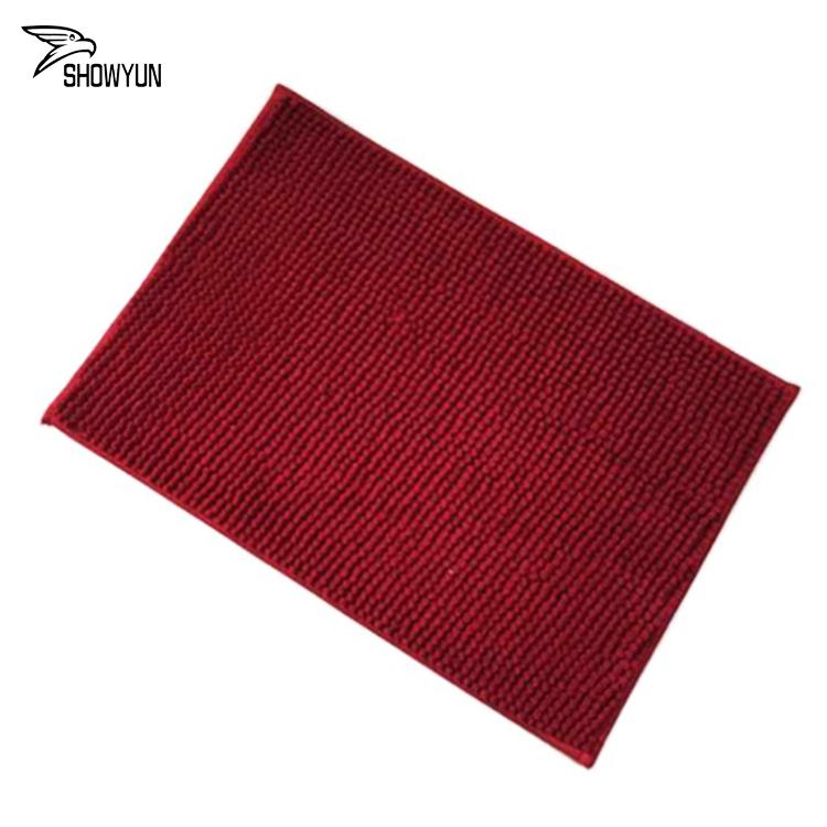 Chenille StrongMicrofiber Strong Living Room Carpet Floor Mat Non