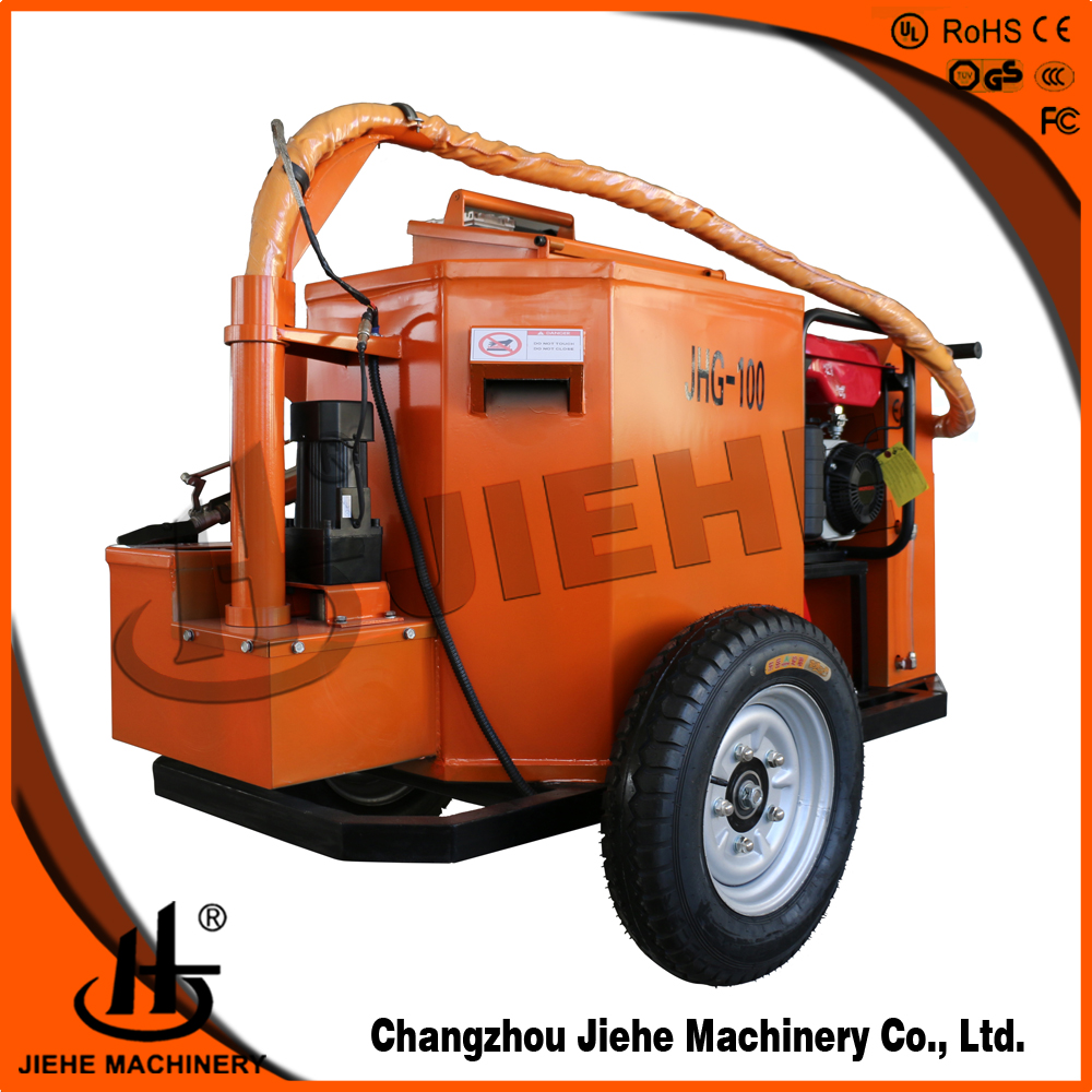 Asphalt crack filler machine for road repair (JHG-100)