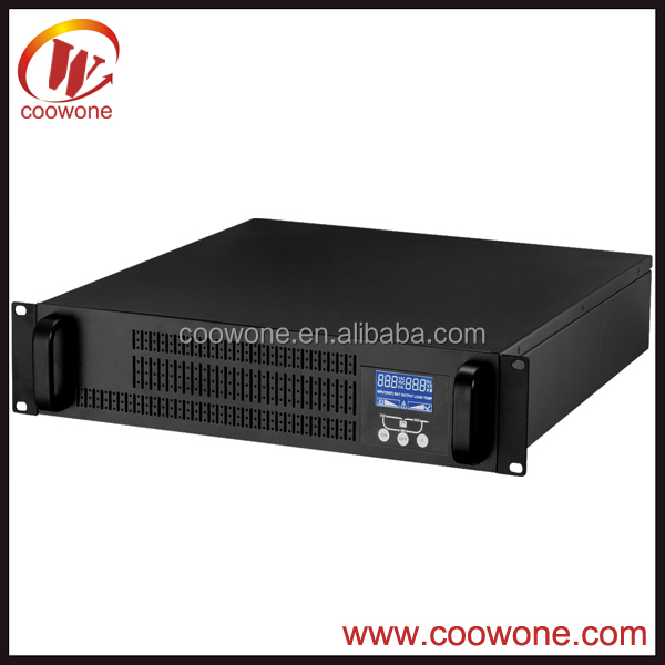 19 inches Rack Mount ups with 1000va Lcd display