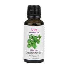 Private Label Skin Care Massage Natural Peppermint Essential Oil