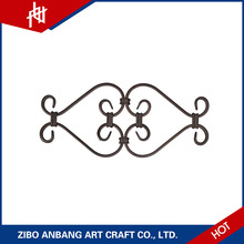 Special Best-Selling wrought iron scrolled baluster
