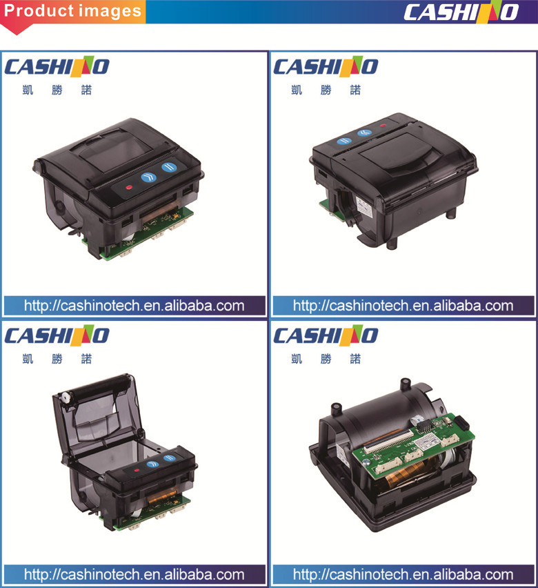 CSN-A1K 58mm 5-9V/12V RS232/TTL/USB micro mini android/win7/win8 thermal panel printer for pos