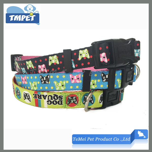China manufacturer dog collar leash for decoration good price