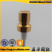Alibaba Shiny gold glass perfume bottle water mist sprayer