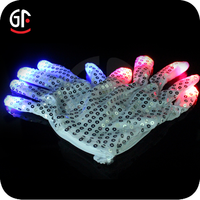 New Alibaba Wholesale Brand New Glow Gloves Led
