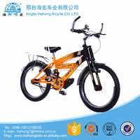 Chinese wholesaler 16 inch mountain dirt children bike/unfolded bycicle with durable price