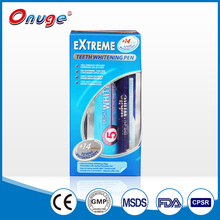 Oral care products white teeth strips with CE & FDA approval