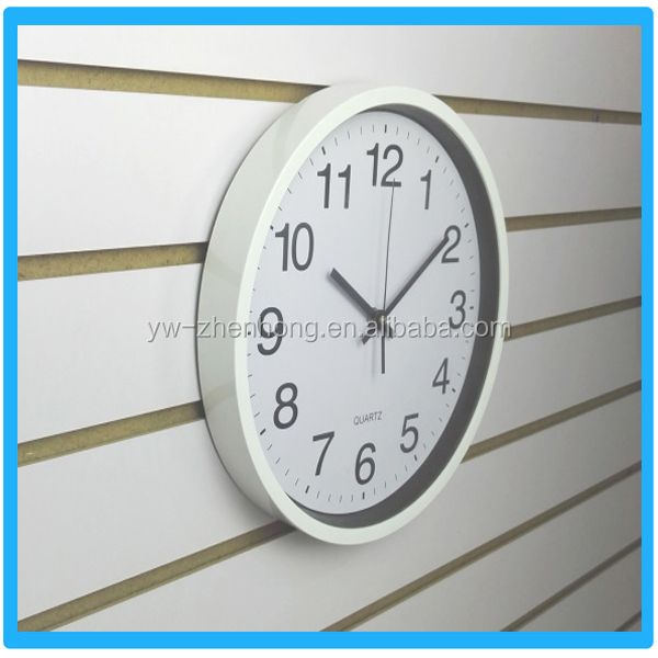Round 12 Inch Ps Wall Clock