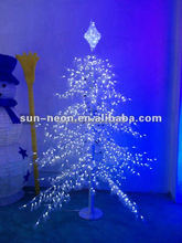 outdoor christmas tree led sculpture light