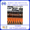 KUBOTA 688 MULTI-USE CORN HARVESTER MANUFACTURE