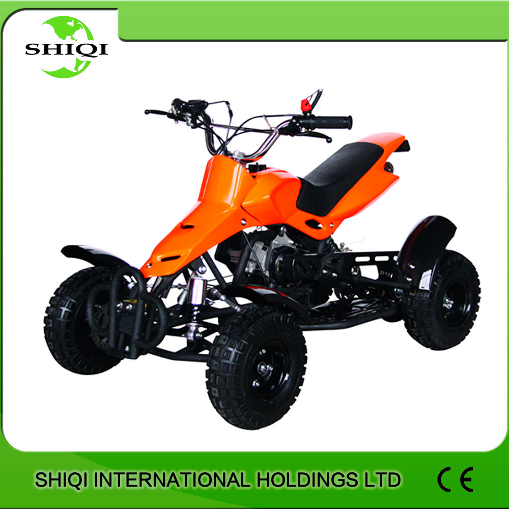 Cool Sports ATV For Kids Gas Powered ATV 50cc / SQ- ATV-3